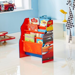 Cars Sling 60cm Bookcase by Cars