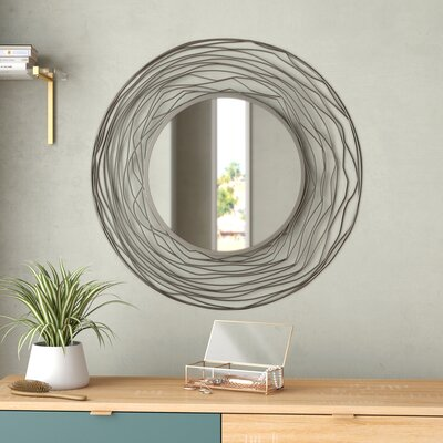 Oversized Antique Mirror Wayfair