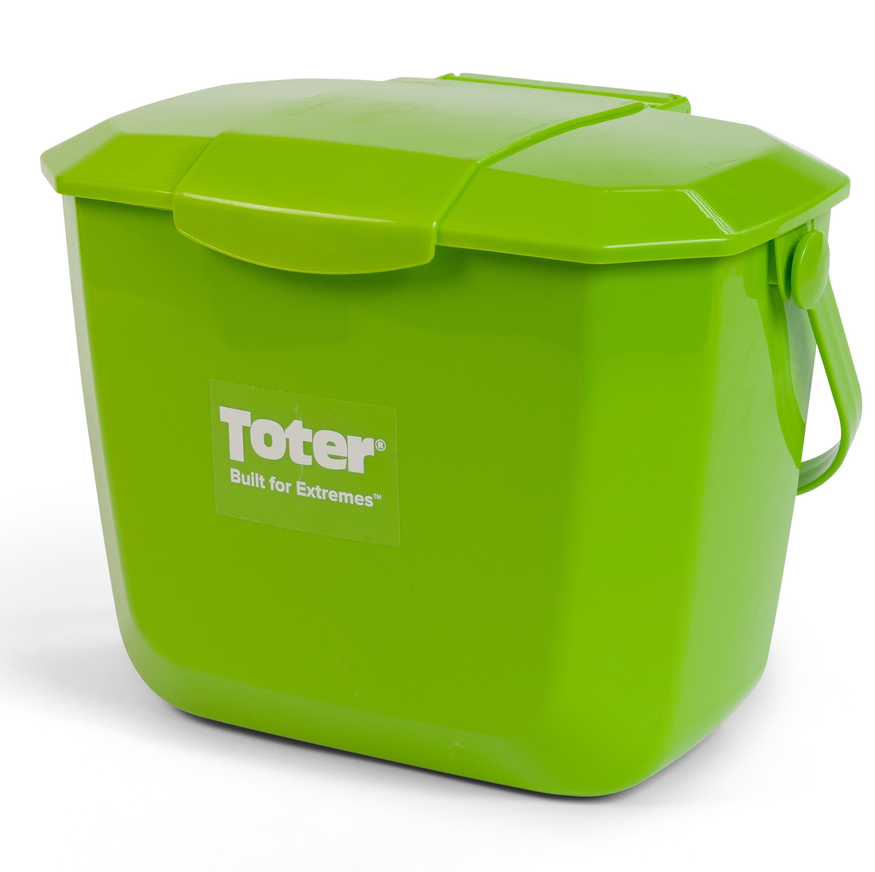 Toter Organics 2 Gallon Manual Lift Recycling Bin Wayfair