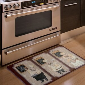 bennett printed antifatigue kitchen mat - Anti Fatigue Kitchen Mats