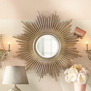 Mirrors Wall shop 10,345 wall mirrors | wayfair