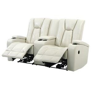 Giao Power Reclining Loveseat by Latitude Run