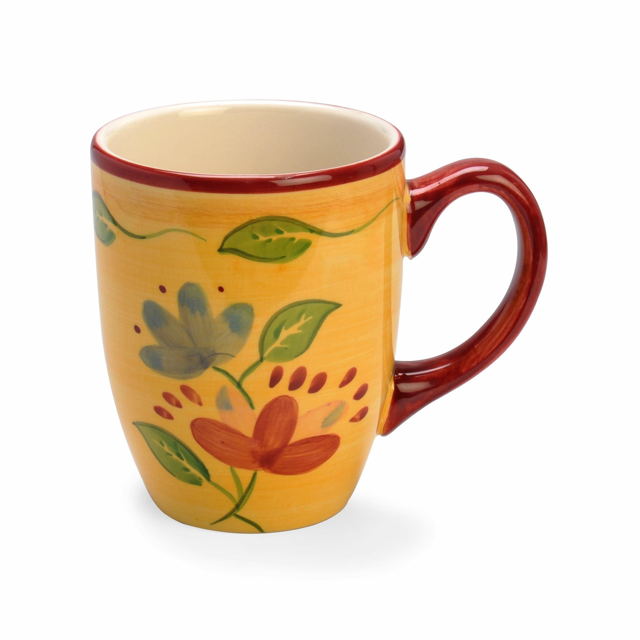 14dfa3b494f Pfaltzgraff Palermo Coffee Mug
