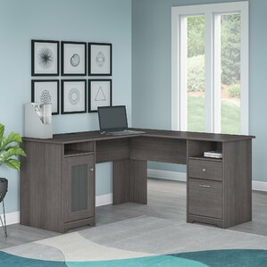 hillsdale lshaped executive desk