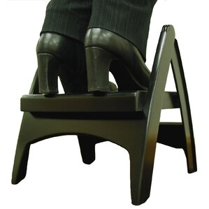 1step plastic step stool with 300 lb load capacity