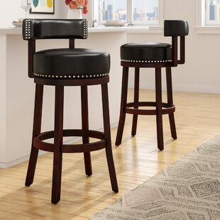 Boyers 29.5 Swivel Bar Stool (Set of 2)