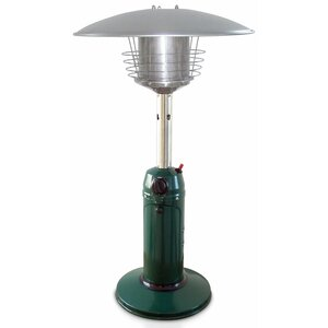 11,000 BTU Propane Tabletop Patio Heater