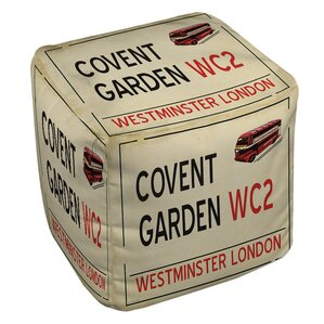 Covent Garden Ottoman by Manual Woodworkers & Weavers