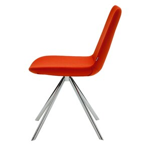 Pera Elips Wool Side Chair by B&T Design