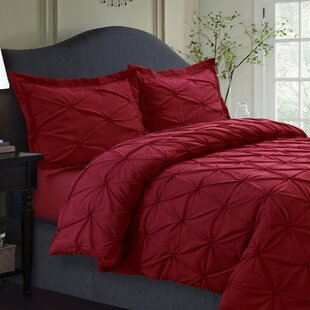 bed sheets rooms size plain set product pillow covers duvet cases imperial king sets bedding red cover