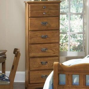 Creek Side 6 Drawer Lingerie Chest. Creek Side 6 Drawer Lingerie Chest. By Carolina  Furniture Works, Inc.