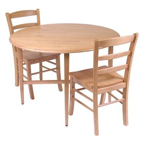 Anthem 3 Piece Dining Set by Red Barrel Studio