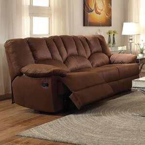 Obert Motion Reclining Sofa by ACME Furniture