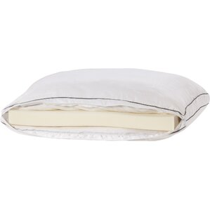Dreamfinity Memory Foam Queen Pillow (Set of 2) by Comfort Revolution