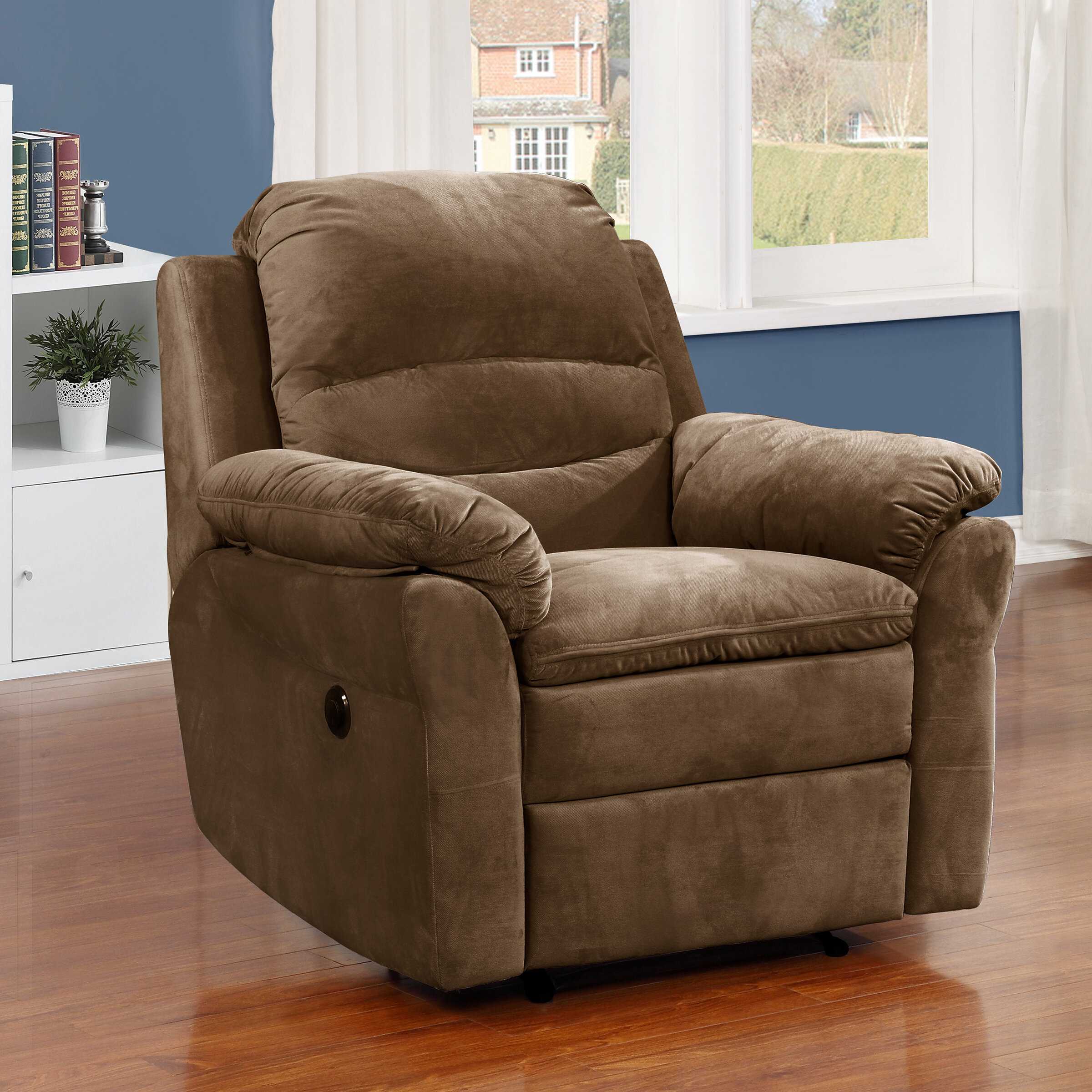 Ac Pacific Felix Transitional Electric Power Recliner Reviews