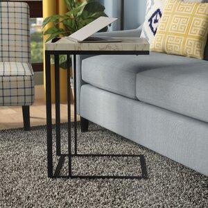 Wrought Studio Conklin Slide Under Sofa End Table Wayfair