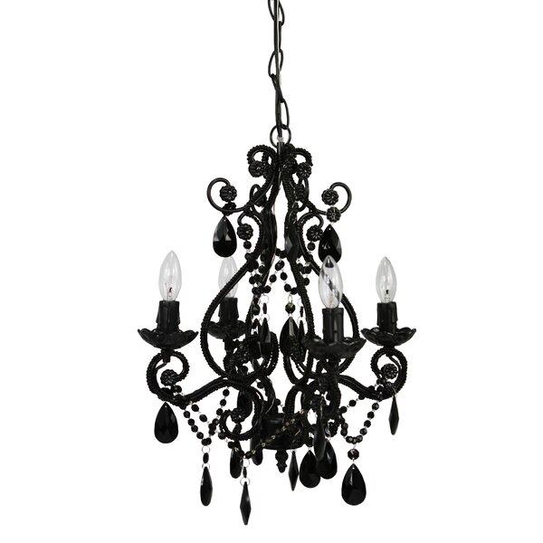 Viv rae caden 4 light candle style chandelier reviews wayfair aloadofball Image collections