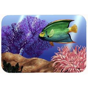 Undersea Fantasy 2 Kitchen/Bath Mat