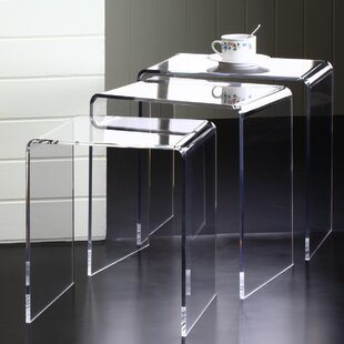 b59284d22a5d Acrylic Plastic   Acrylic End   Side Tables You ll Love