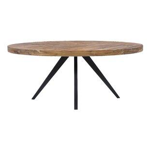 Modern Contemporary Manon Oval Dining Table Allmodern