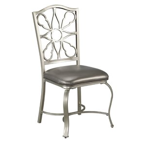 Charles Unfinished Dining Chair (Set of 4) by House of Hampton