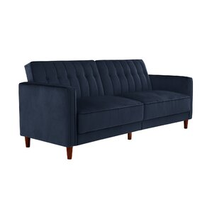 Hammondale Pin Tufted Convertible Sofa by Wi..