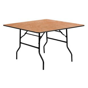Great Square Folding Table