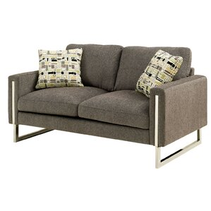 Robin Fabric Loveseat by A&J Homes Studio