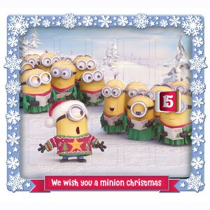 Despicable Me Advent Calendar