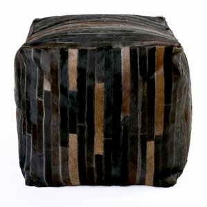 Stripe Cowhide Patchwork P..
