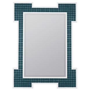 Turquoise Mirror Wayfair