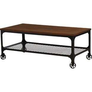 Pizano Industrial Coffee Table