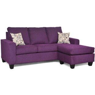 Beautiful Purple Sectionals Youu0027ll Love | Wayfair