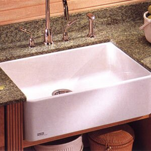 Manor House 27 625 X 19 75 Fireclay Apron Front Kitchen Sink