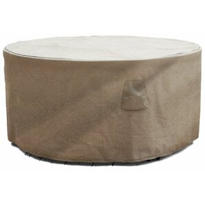 English Garden Round Patio Table Cover