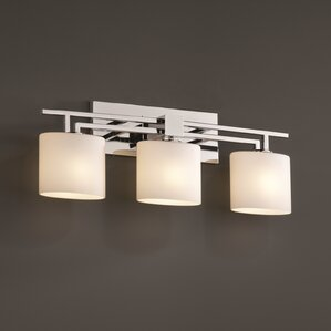 Bathroom Vanity Lights On Sale chrome vanity lights you'll love | wayfair