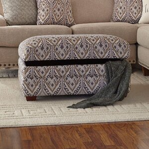 Fairport Storage Ottoman by Darby Home Co