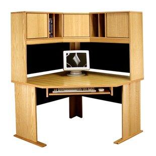 desks for office executive office modulars computer desk with hutch modular desks for home wayfair