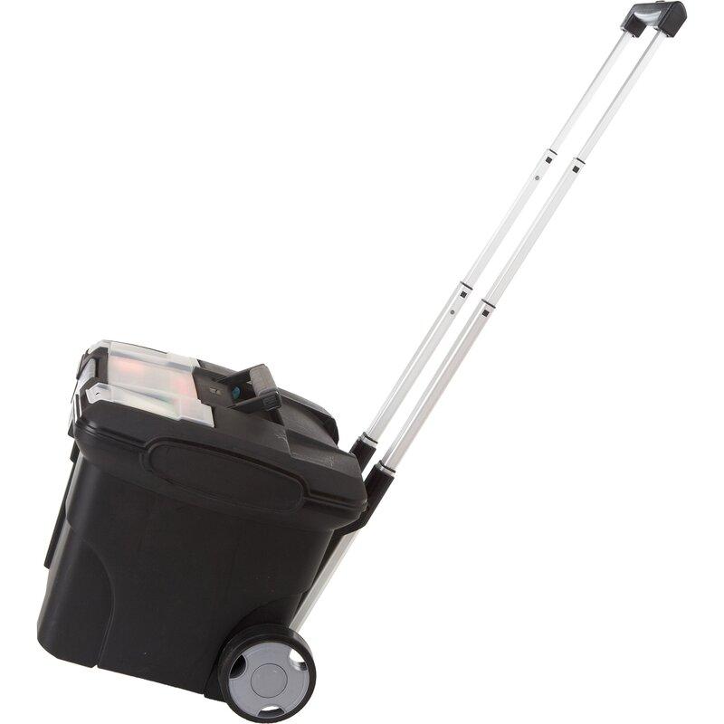 Portable File Cart On Wheels