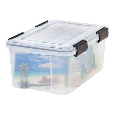 IRIS Weathertight Storage Box Reviews Wayfair