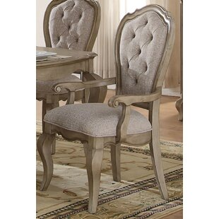 Maxen Upholstered Dining Chair (Set of 2)