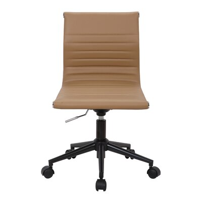 Williston Forge Gilmore Elegant Swivel Office Chair & Reviews   Wayfair