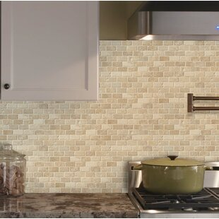 Tumbled Tuscany Mesh Mounted 12 X Natural Stone Mosaic Tile