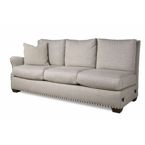 Wythe Left Arm Facing Sofa by Canora G..