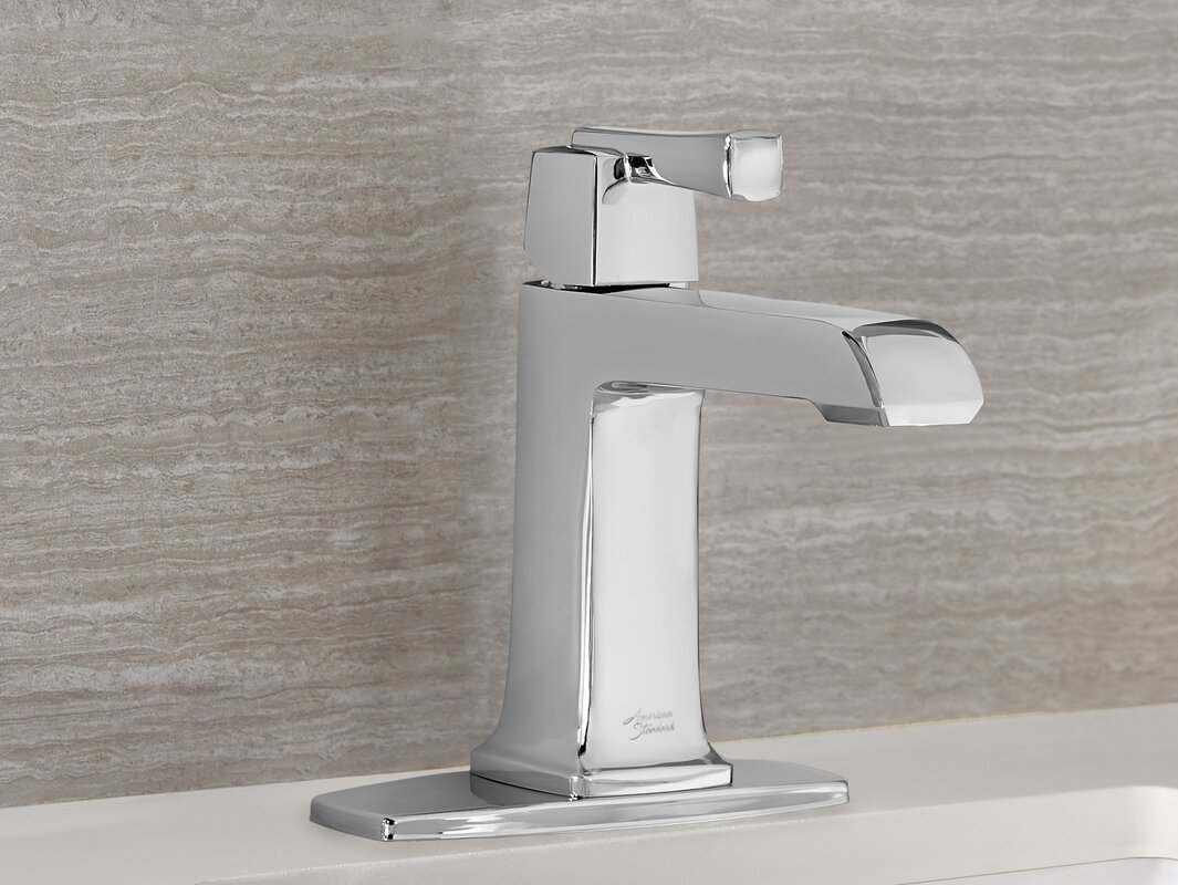 American Standard Townsend Bathroom Faucet with Drain Assembly ...
