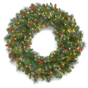 Artificial Christmas Wreaths You'll Love | Wayfair