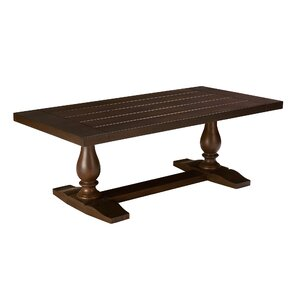 Booth Coffee Table by Darby Home Co