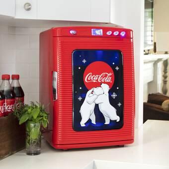 Koolatron Coca Cola 10 Can Beverage Refrigerator & Reviews