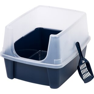 Extra Large Cat Litter Box Wayfair