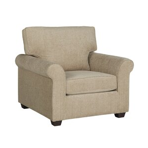 Glastonbury Upholstered Armchair by Red Barr..